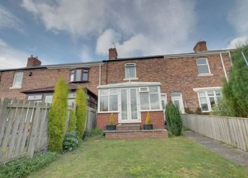 Thumbnail 2 bedroom terraced house to rent in The Leazes, Throckley, Newcastle Upon Tyne