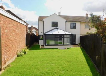 Thumbnail 3 bed semi-detached house for sale in Arncliffe Road, Leicester