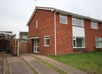 Thumbnail 3 bedroom semi-detached house to rent in Ravenswood Crest, Stafford