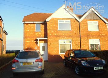 Thumbnail 2 bed semi-detached house to rent in Moss Bank, Winsford