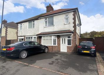 3 bed semi-detached house for sale in Foremark Avenue, Derby, Derbyshire DE23