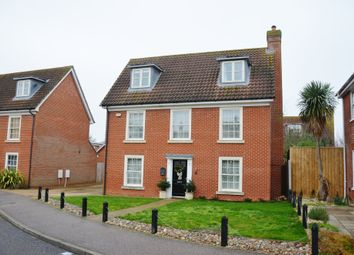 Thumbnail 4 bed detached house for sale in Curtis Way, Kesgrave, Ipswich