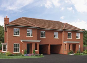 "Thumbnail 4 bed semi-detached house for sale in ""Sonning"" at Winterbrook, Wallingford"