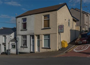 Thumbnail 2 bed end terrace house for sale in Cross Street, Aberdare, Mid Glamorgan
