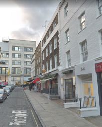 Thumbnail 1 bed flat to rent in James Street, London