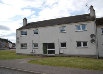 Thumbnail 1 bed flat to rent in Glenlossie Drive, Elgin