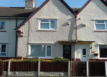 Thumbnail 2 bedroom terraced house to rent in Clarke Avenue, Birkenhead