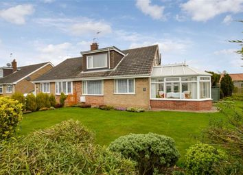 Thumbnail 3 bed semi-detached house for sale in Cawood Drive, Skirlaugh, East Yorkshire