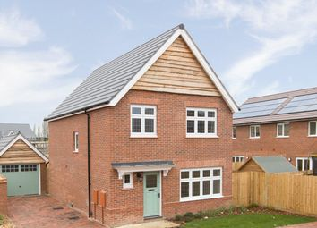 Thumbnail 3 bed detached house to rent in Church Road, Hauxton, Cambridge