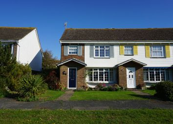 Thumbnail 3 bedroom end terrace house for sale in The Martlets, Rustington