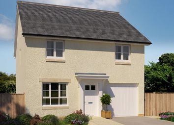 "Thumbnail 4 bed detached house for sale in ""Glenbuchat"" at Kirkton North, Livingston"