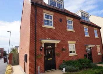 Thumbnail 3 bed semi-detached house for sale in Dorwood Road, Ackworth, Pontefract