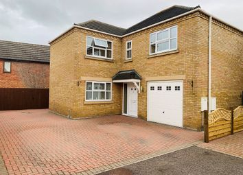 Thumbnail 4 bed detached house for sale in George Gardens, Whittlesey, Peterborough