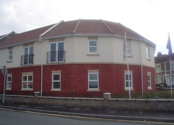 Thumbnail 1 bed flat to rent in Saddlers Court, Kingswood