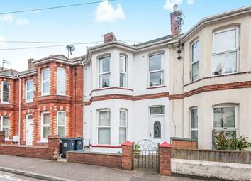 Thumbnail 2 bed flat for sale in Belvedere Road, Exmouth