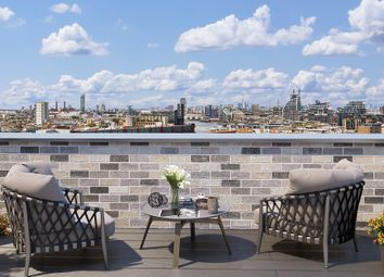 Thumbnail 2 bed flat for sale in Osiers Square, Wandsworth