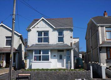 Thumbnail 3 bed detached house for sale in Tredawel, Heol Caegwyn, Drefach, Llanelli