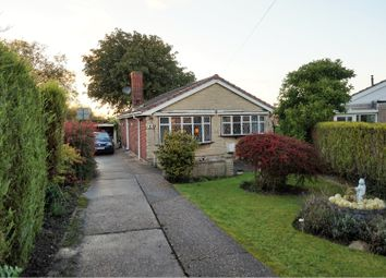Thumbnail 2 bed detached bungalow for sale in Glebe Close, Chesterfield