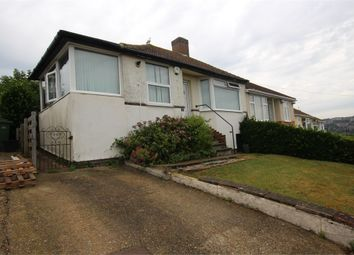 Thumbnail 3 bed semi-detached bungalow for sale in Conqueror Road, St Leonards-On-Sea, East Sussex