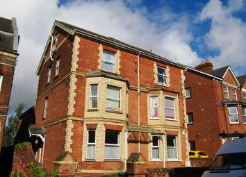 Thumbnail 1 bed flat to rent in 82 Polsloe Road, Exeter