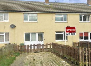 Thumbnail 3 bed terraced house for sale in Walker Crescent, Wyke Regis, Weymouth