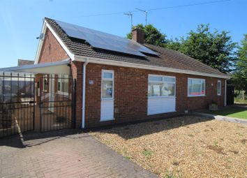 Thumbnail 2 bed semi-detached bungalow for sale in Otago Road, Whittlesey, Peterborough