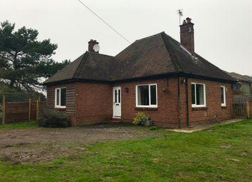 Thumbnail 3 bedroom detached bungalow to rent in Watlington, Oxfordshire