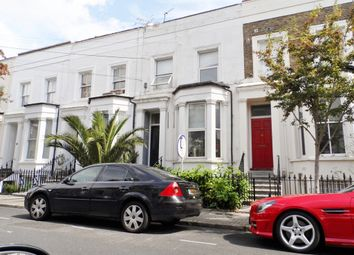 Thumbnail 4 bedroom terraced house to rent in Medina Road, Finsbury Park