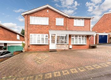 Thumbnail 5 bed detached house for sale in The Rise, Kingswinford