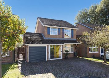 Thumbnail 3 bed detached house to rent in Tyler Gardens, Addlestone