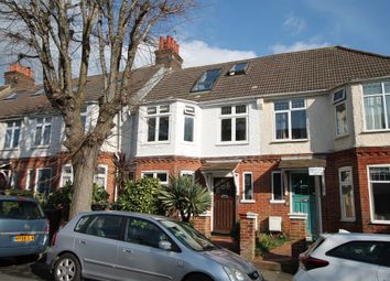 Thumbnail 4 bedroom terraced house for sale in Silverdale Road, Hove