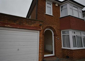 Thumbnail 3 bed semi-detached house to rent in Wetheral Drive, Stanmore, Middlesex