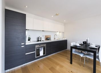 Thumbnail 1 bed flat for sale in Orchid Court, London