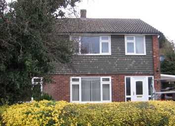 Thumbnail 3 bed semi-detached house to rent in Mentone Crescent, Edgmond, Newport, Shropshire