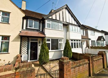 Thumbnail 3 bedroom terraced house for sale in Haydon Road, Watford