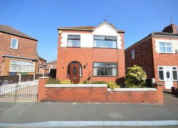 Thumbnail 3 bed detached house for sale in Shelagh Avenue, Widnes