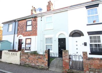 Thumbnail 2 bedroom terraced house to rent in Pier Road, Gorleston, Great Yarmouth
