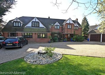 Thumbnail 5 bedroom detached house for sale in Cannon Hill Way, Bray