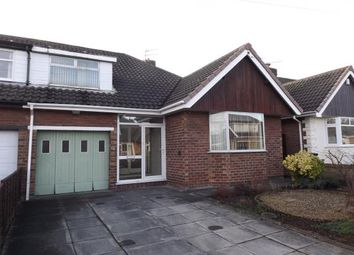 Thumbnail 3 bed bungalow for sale in Park Avenue, Lydiate, Liverpool, Merseyside