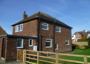 Thumbnail 3 bed detached house to rent in Ashby Road, Donisthorpe, Swadlincote