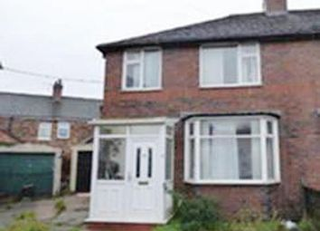 Thumbnail 3 bed semi-detached house for sale in Fontaine Place, Stoke-On-Trent