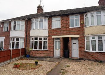 Thumbnail 3 bed town house for sale in Wren Close, Leicester