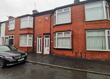 Thumbnail 3 bed terraced house to rent in New Barton Street, Salford