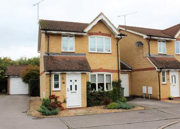 Thumbnail 3 bed link-detached house for sale in The Gardens, Tongham
