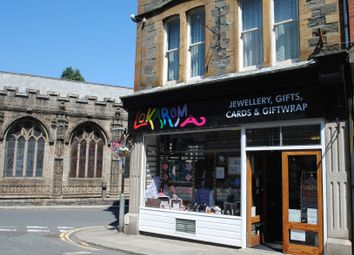 Thumbnail Retail premises to let in 1 Church Street, Launceston, Cornwall