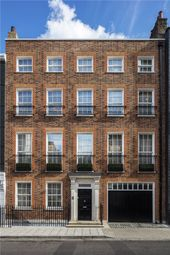 Thumbnail 5 bed terraced house for sale in South Street, Mayfair, London