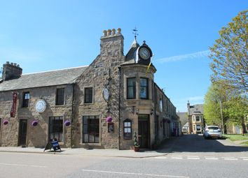 Thumbnail Property for sale in Clockhouse Restaurant, The Square, Tomintoul, Ballindalloch