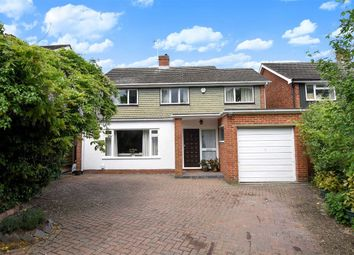 Thumbnail 4 bed detached house for sale in Bramwell Close, Sunbury-On-Thames