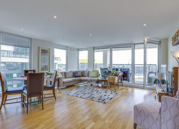 Thumbnail 2 bed flat for sale in Cobalt Point, 38 Millharbour