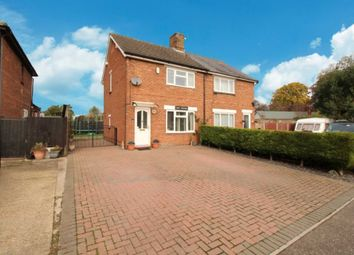 Thumbnail 3 bedroom semi-detached house for sale in Queen Street, Swaffham